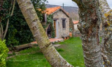 Casa Salva en Rinconada de la Sierra (Salamanca)