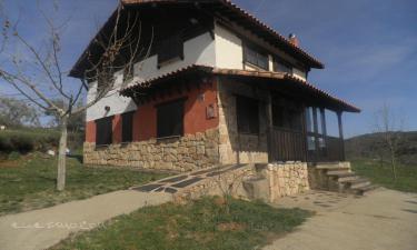 Casa Rural Lascanalejas en Sotoserrano a 10Km. de Pinedas