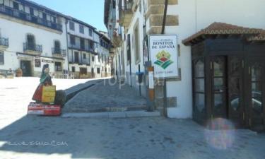 La Casilla de Corrales en Candelario (Salamanca)