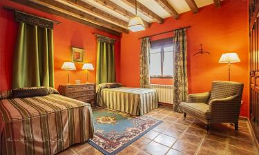 Mis cuatro estaciones, Casa Boutique en Sotos de Sepúlveda (Segovia)