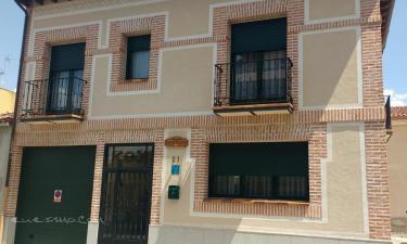 Casa Siete Picos en Torrecaballeros (Segovia)