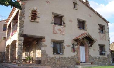 Casa Rural La Fragua en Sotosalbos a 7Km. de La Cuesta