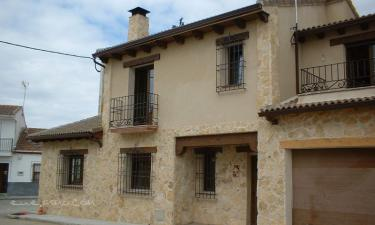 Casa Rural Casa Rural La Fragua en Muñopedro a 13Km. de Marugán