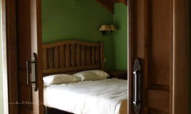 Casa Rural El Rincon de los Faraldos en Juarros de Voltoya (Segovia)