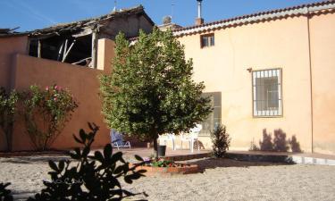 Casa Rural La Candela en Bernuy de Coca a 37Km. de Migueláñez