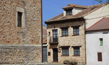 Casa Rural La Robliza I y II en Cedillo de la Torre a 28Km. de Riaza