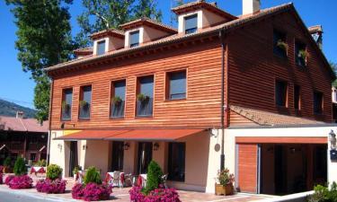 La Casa del Bosque en Valsain (Segovia)