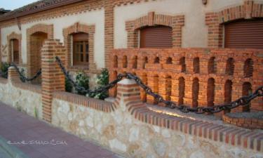 La Caseta del Peguero en Navas de Oro a 12Km. de Coca