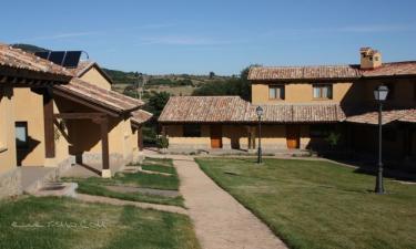 Hotel y Spa El Manantial del Chorro en Navafría (Segovia)