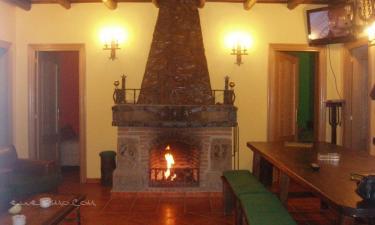 Casa Rural El Bosque en Santa María la Real de Nieva a 18Km. de Juarros de Voltoya