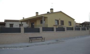 Casa  Roman en Duruelo a 29Km. de Cedillo de la Torre