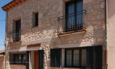 Casa Rural La Risca en Valdeprados a 15Km. de Estacion de El Espinar
