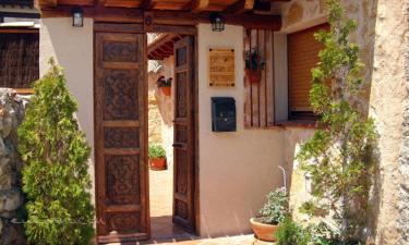 El Hogar de Encinas en Torrecaballeros a 27Km. de Santiuste de Pedraza