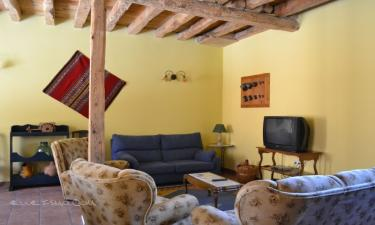 Casa Rural La cantina de Daniel en Chatun a 30Km. de Iscar