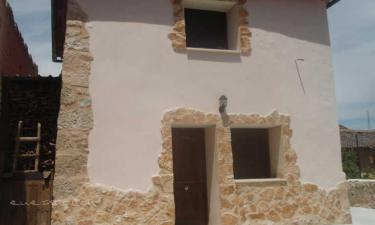 Casa Rural Río Duratón en Laguna de Contreras a 11Km. de Pecharroman