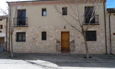 Casa Rural Camino del Río en Valdeprados a 15Km. de El Espinar