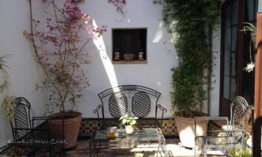 La casita del patio 2 en Peñaflor a 23Km. de La Campana