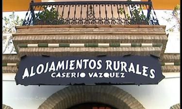 Casa Rural Caserío Vazquez en Castilblanco de los Arroyos a 39Km. de Tocina