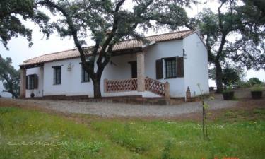 Casa Rural Los Bogantes en Cazalla de la Sierra (Sevilla)