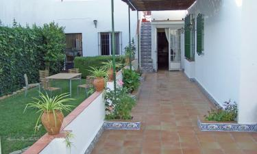 Casa Rural Casa La Francesa en Villamanrique de la Condesa a 8Km. de Pilas