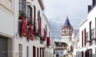Casa Rural La Casa del Zapatero en El Coronil a 26Km. de Utrera