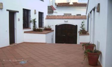 Casa rural Paliles en Cazalla de la Sierra (Sevilla)