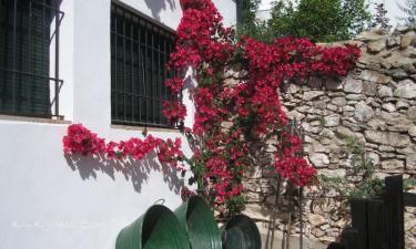 Casa Adriano en Alanís (Sevilla)