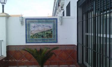 Las Lilieras en Castilblanco de los Arroyos a 39Km. de Tocina