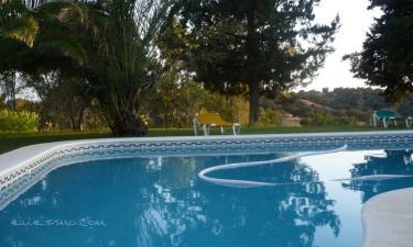 Casa Rural Villa Isabel en El Garrobo a 23Km. de El Castillo de las Guardas
