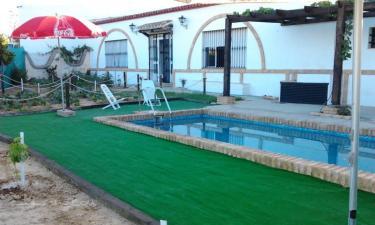 Casa Rural Hazas de Arriba en Sevilla a 41Km. de Pinzón