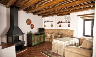 Cartojal Rural-Casa Quinto en Constantina (Sevilla)