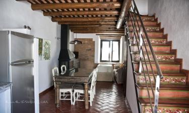 Cartojal Rural- Casa Chica en Constantina (Sevilla)