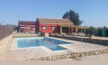 Casa Rural Juan en Lora del Río a 28Km. de Villanueva del Río y Minas