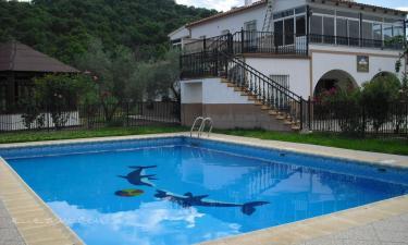 Casas Rurales La Colina en Las Navas de la Concepción (Sevilla)