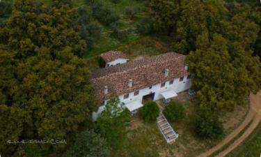 Riscos Altos en Cazalla de la Sierra (Sevilla)