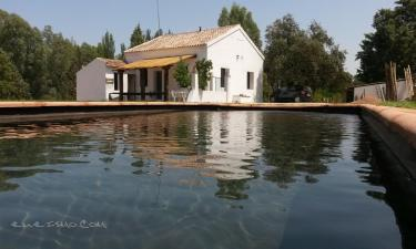 Casa Rural la Umbria de la Ribera en Fábrica del Pedroso a 30Km. de Villanueva del Río y Minas