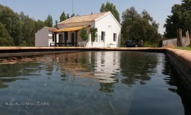 Casa Rural la Umbria de la Ribera en Fábrica del Pedroso (Sevilla)