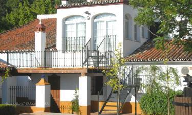 Casa Rural Esencia de La Vega en Cazalla de la Sierra (Sevilla)