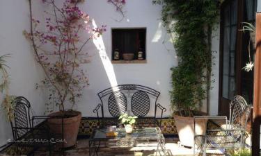 La Casita del Patio en Peñaflor (Sevilla)