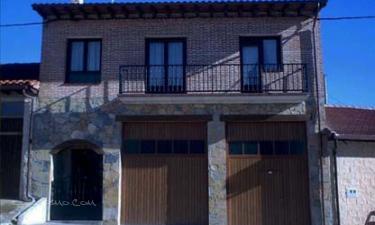 Casa Rural El Carrascal en Casarejos (Soria)
