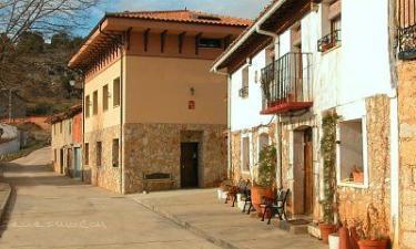 Casa Rural La Maquila en Ucero (Soria)