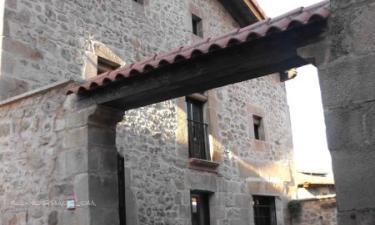 El Patio de Lucía en Vinuesa a 26Km. de Aldehuela del Rincón