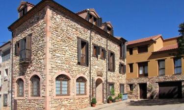 Casa Rural de la Abuela en Montejo de Tiermes a 28Km. de Fuentecambrón