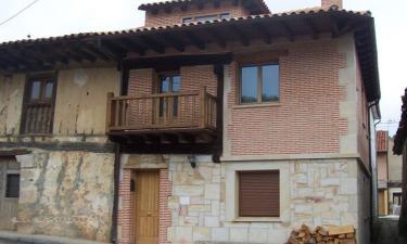 Casarejos Rural I en Casarejos (Soria)