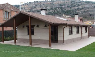 El Mirador de la Toba en Golmayo a 8Km. de Soria