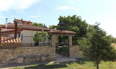 Casa del Herrero de Villabuena en Villabuena a 13Km. de Ocenilla