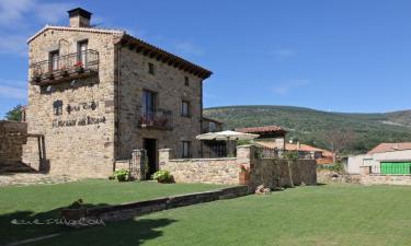 Casa Rural El Mirador del Bosque en La Póveda de Soria (Soria)