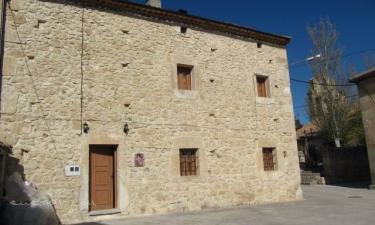 Casa Rural La Plazuela en Morcuera a 16Km. de Pedraja de San Esteban