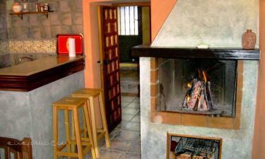 Casa Martin en Cueva de Agreda a 34Km. de Aguilar del Río Alhama