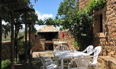 Casa Rural Miramontes en Canos a 15Km. de Nieva de Calderuela